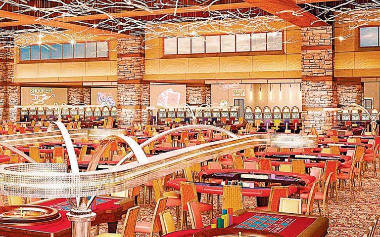 Τέσσερα καζίνο κινδυνεύουν με ανάκληση αδείας