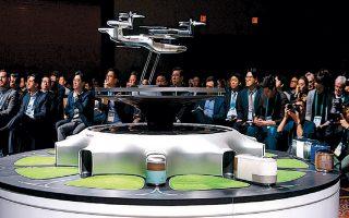 Στην παρουσίαση του μοντέλου, τονίστηκε πως αρχικά θα έχει πιλότο, αλλά προϊόντος του χρόνου θα εξελιχθεί περαιτέρω και θα ενσωματώσει την τεχνολογία των αυτοκινούμενων οχημάτων.