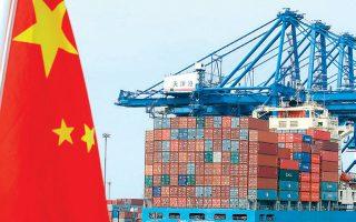 Το Πεκίνο συμφώνησε να αγοράσει από τις ΗΠΑ επιπλέον αγροτικά προϊόντα αξίας 32 δισ. δολ. τα επόμενα δύο χρόνια.