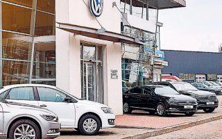 Στα γερμανικά οχήματα αναμένεται να επιβληθούν δασμοί από 10% έως 16%, που θα αυξήσουν το κόστος τους κατά 1,8 δισ. ευρώ.