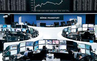 Στη Φρανκφούρτη ο Xetra DAX έκλεισε με κέρδη άνω του 1%, καθώς οι επενδυτές δεν φάνηκε να επηρεάζονται από τα τελευταία στοιχεία που εμφανίζουν σε περαιτέρω συρρίκνωση τον μεταποιητικό τομέα της μεγαλύτερης ευρωπαϊκής οικονομίας.