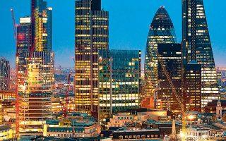 Το Λονδίνο εκθρονίστηκε το 2019 εξαιτίας της αβεβαιότητας σχετικά με την έξοδο της Βρετανίας από την Ε.Ε.