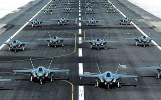Το βασικό σενάριο προβλέπει την αγορά μιας μοίρας 24 F-35, ωστόσο υπάρχουν προτάσεις για μικρότερη αρχική προμήθεια 18 αεροσκαφών, με δικαίωμα αγοράς ακόμα 18.