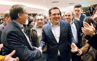 H παρουσία του Αλέξη Τσίπρα στην εκδήλωση των λεγόμενων «120 στελεχών του Κάραβελ», στο ομώνυμο ξενοδοχείο τον περασμένο Δεκέμβριο, προκάλεσε αντιδράσεις, που δεν λένε να κοπάσουν, στον ΣΥΡΙΖΑ.
