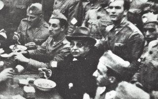 Στις 14 Απριλίου 1936 πεθαίνει ο Δεμερτζής και ο βασιλιάς αναθέτει εντολή σχηματισμού κυβέρνησης στον Ιωάννη Μεταξά (κέντρο). Η κυβέρνηση Μεταξά ψηφίζεται στις 27 Απριλίου από 241 βουλευτές (καταψηφίζεται μόνον από τους 15 κομμουνιστές βουλευτές και τον Γεώργιο Παπανδρέου).