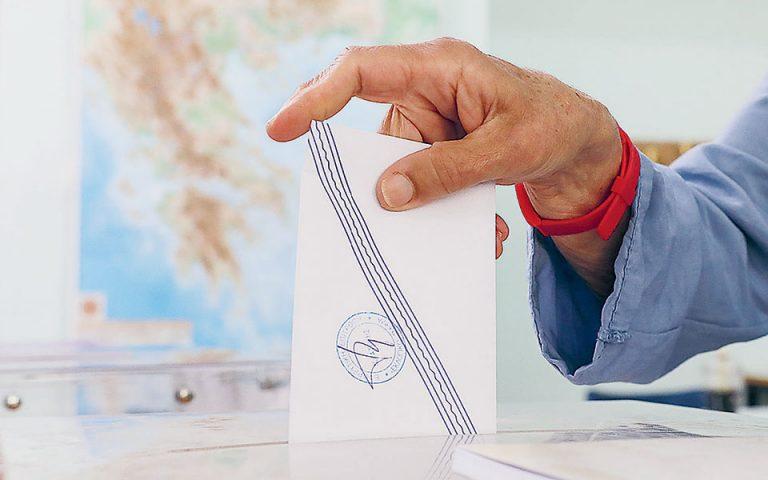 Εάν η κυβερνητική πρόταση για νέο εκλογικό νόμο συγκεντρώσει 200 ψήφους, αυτός θα ισχύσει από τις επόμενες εκλογές.