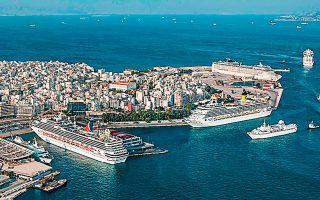Scrubbers έχουν τοποθετηθεί σε 3.100 πλοία, πολλά εξ αυτών ελληνικών συμφερόντων, τα οποία δραστηριοποιούνται σε ακτοπλοΐα και κρουαζιέρα.