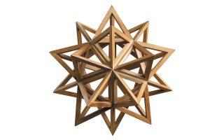 Η εμμονή του Ντα Βίντσι με τα οκταγωνικά σχήματα, στις διάφορες παραλλαγές τους, ήταν ισόβια, σαν να αναζητούσε το σχήμα που κρύβει μέσα του το σύμπαν.
