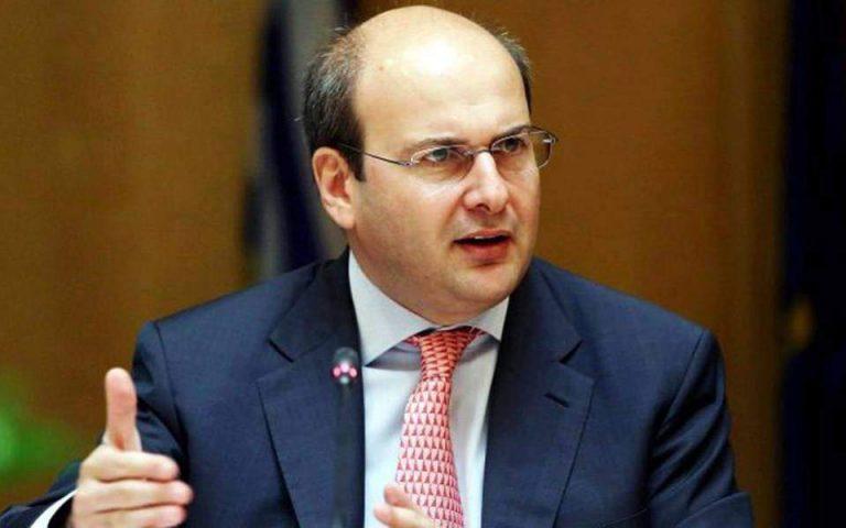 Κ. Χατζηδάκης: «Ιστορική στιγμή» η μονογραφή του καταστατικού του East Med Gas Forum