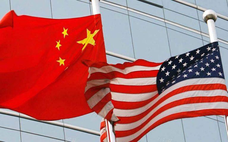 Κίνα-ΗΠΑ: Οι εμπορικές διαπραγματεύσεις εισέρχονται στη «φάση 2»