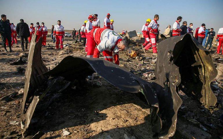 Ιράν: Δύο πύραυλοι έριξαν το Boeing