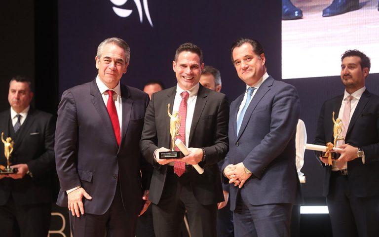 Η DUST+CREAM τιμήθηκε με το βραβείο Αναπτυσσόμενης Μ.Μ.Ε. του ΕΒΕΑ