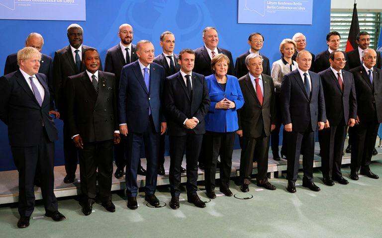 Κοντά σε συμφωνία η Διάσκεψη για την Λιβύη
