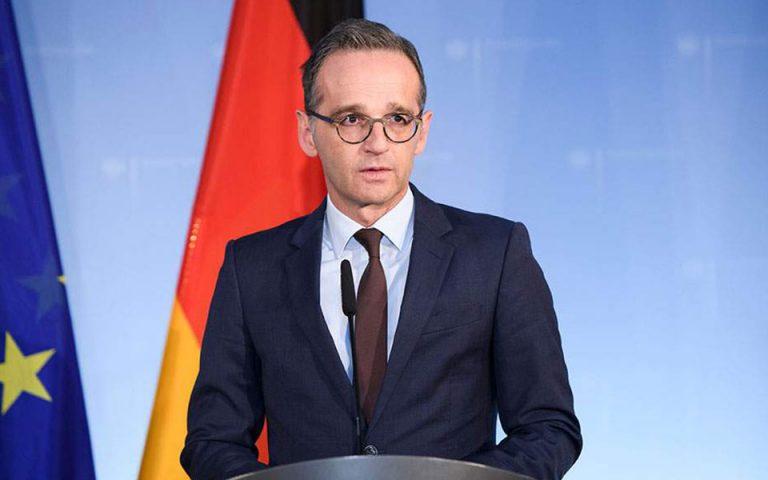 Κυρώσεις σε βάρος χωρών που παραδίδουν όπλα στη Λιβύη ζήτησε ο Γερμανός ΥΠΕΞ