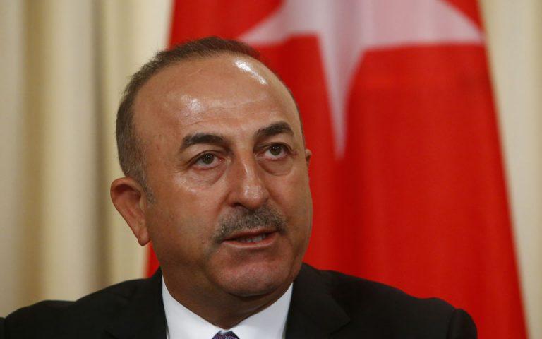Μεβλούτ Τσαβούσογλου: Να μην γίνει το Ιράκ πεδίο μάχης ξένων δυνάμεων