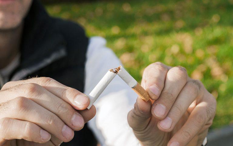 Νέα έρευνα δείχνει ότι οι πνεύμονες ακόμη και των χρόνιων καπνιστών επανέρχονται «μαγικά» εάν κόψουν το τσιγάρο