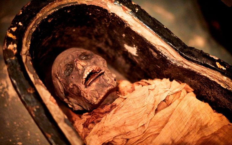Η μούμια «μίλησε»: Η φωνή Αιγύπτιου ιερέα ακούστηκε ξανά μετά από 3.000 χρόνια