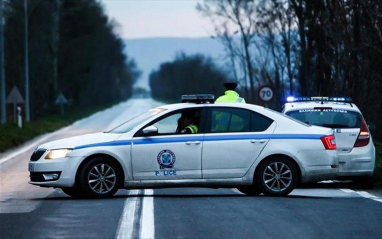 Θεσσαλονίκη: Σοβαρό τροχαίο με μετανάστες μετά από καταδίωξη