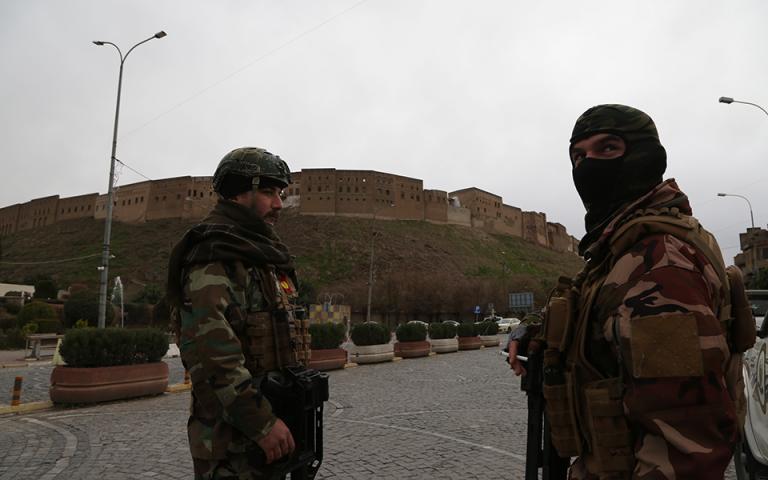 Ιράκ: Το Ιράν μας είχε ενημερώσει για την πυραυλική επίθεση στις αμερικανικές βάσεις