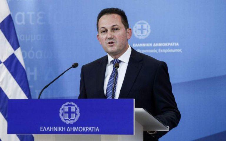 Στ. Πέτσας: Μην ψάχνετε για ντροπή στον ΣΥΡΙΖΑ, δεν υπάρχει