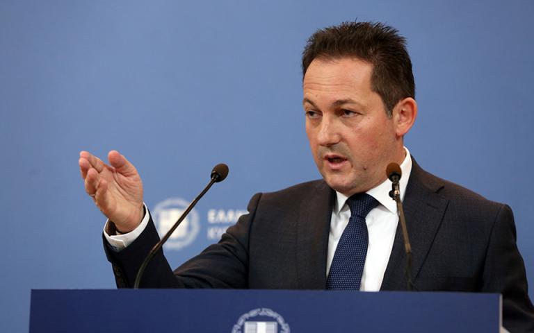 Στ. Πέτσας: Εχουμε διατυπώσει αίτημα συμμετοχής στη Διάσκεψη του Βερολίνου για τη Λιβύη