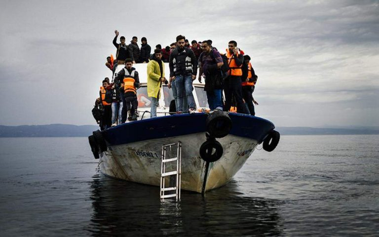 Frontex: Αύξηση ροών στην Ανατ. Μεσόγειο, μεγάλη μείωση στην υπόλοιπη Ευρώπη