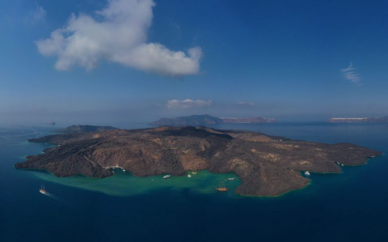 Μεγάλο διεθνές συνέδριο για τα ηφαίστεια στην Κρήτη το Μάιο