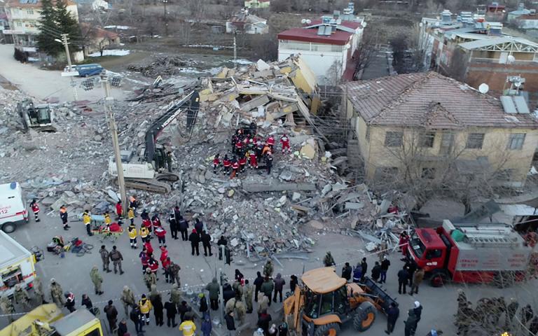 Ευ. Λέκκας: Δεν έχει γίνει ακόμη ο μεγάλος μετασεισμός στην Τουρκία