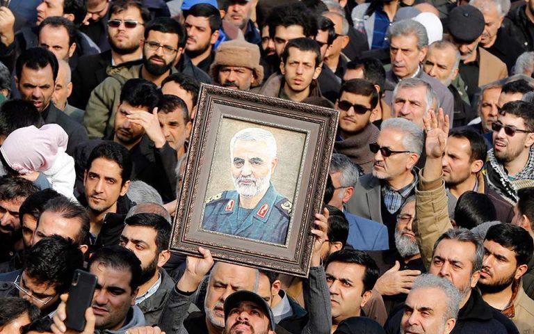 Δολοφονία Σουλεϊμανί: Καταρρέει η αιτιολογία ότι σχεδίαζε επιθέσεις εναντίον αμερικανικών στόχων
