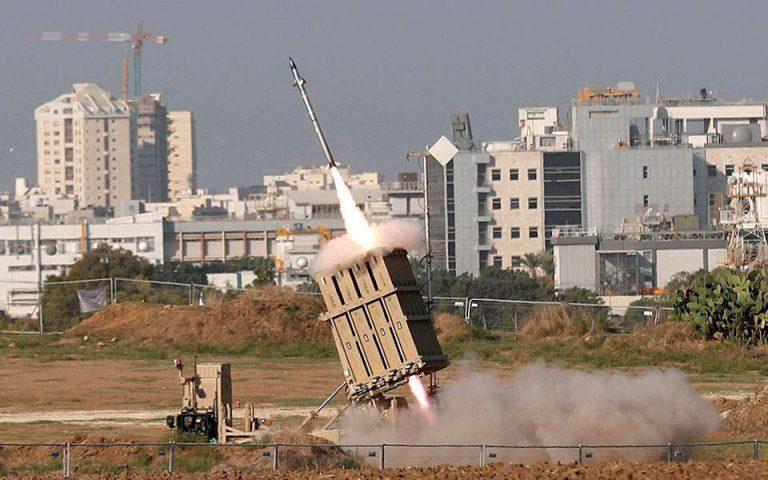 Τέσσερις ρουκέτες προς την ισραηλινή επικράτεια από τη Λωρίδα της Γάζας