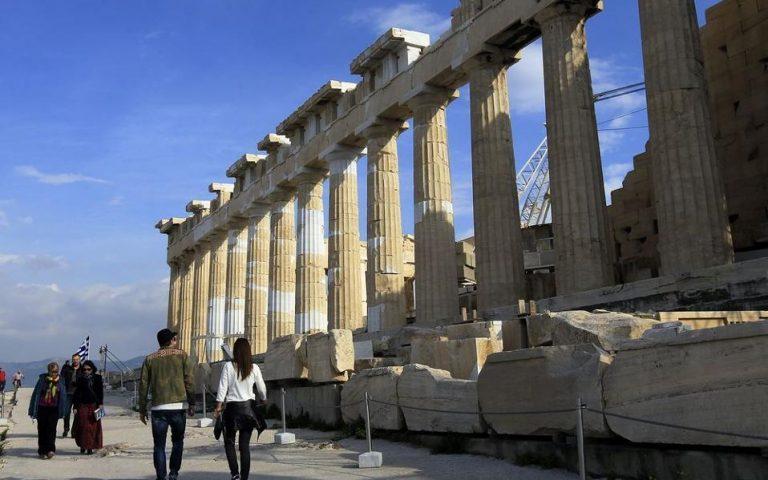 Εκτακτη τροποποίηση ωραρίου του αρχαιολογικού χώρου της Ακρόπολης στο πλαίσιο της επίσκεψης Νετανιάχου