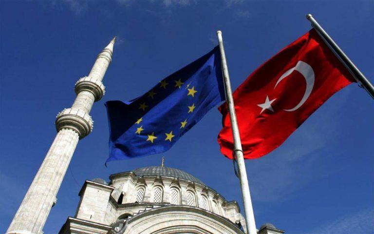 Ε.Ε.: Περικοπές κονδυλίων για την προενταξιακή διαδικασία της Τουρκίας και αυστηρό μήνυμα για τη νέα γεώτρηση