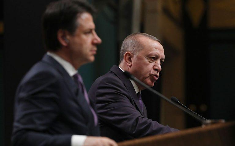 Ιταλικό ΥΠΕΞ: Καμία διαπραγμάτευση με Τουρκία για συνεκμετάλλευση στη Λιβύη
