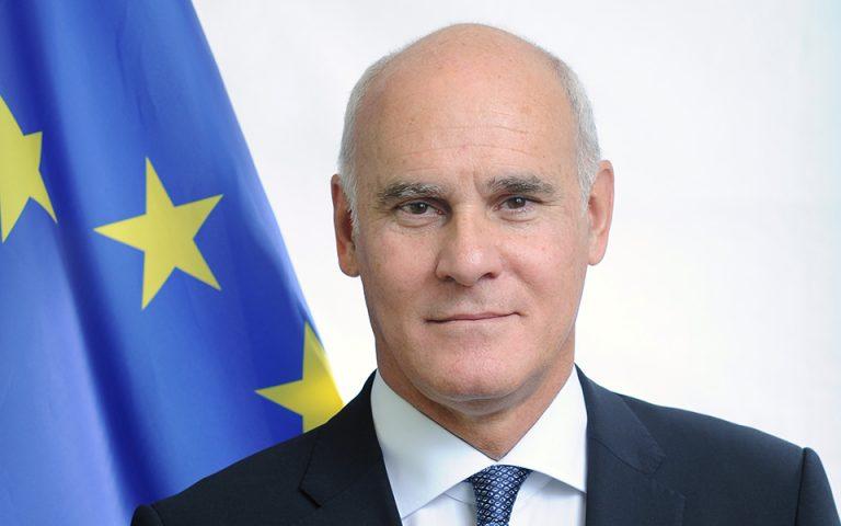 Διορίστηκε ο πρώτος πρεσβευτής της ΕΕ στη Βρετανία μετά το Brexit