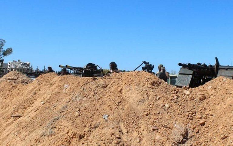 Για παραβίαση της εκεχειρίας κατηγορεί τους αντιπάλους της η Κυβέρνηση Εθνικής Ενότητας της Λιβύης