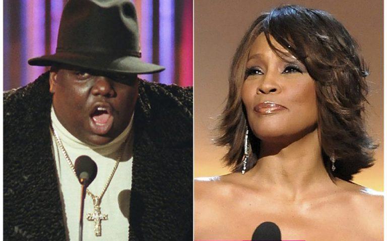 Γουίτνεϊ Χιούστον και Notorious B.I.G μετά θάνατον στο Rock and Roll Hall of Fame