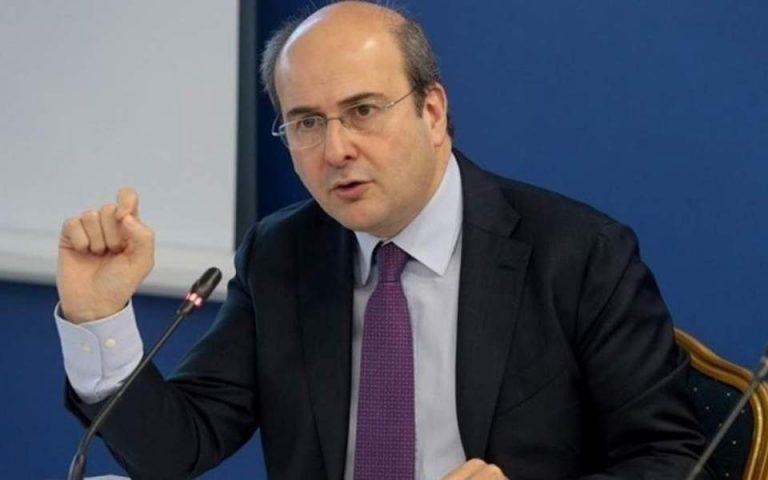 Κ. Χατζηδάκης στην Le Figaro: Είναι η ώρα να έρθουν στην Ελλάδα οι Γάλλοι επενδυτές