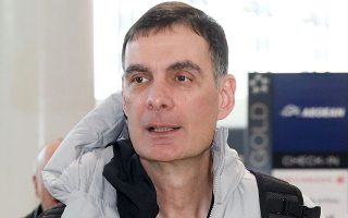 Στον παράγοντα έδρα της Ζαλγκίρις στάθηκε ο τεχνικός του Ολυμπιακού, Γιώργος Μπαρτζώκας.