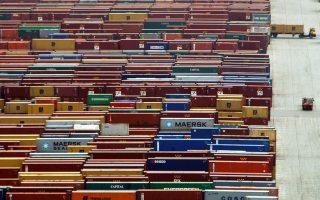 Οι εξαγωγές των τροφίμων διαμορφώθηκαν την περασμένη χρονιά σε 4,8 δισ. ευρώ, αυξημένες κατά 4,6% σε σύγκριση με το 2018.