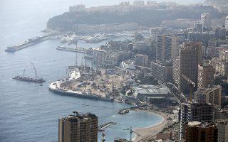 Monaco. Μεγαλώνει το μικρό πριγκιπάτο με τον μοναδικό τρόπο που θα μπορούσε, προς την θάλασσα. Το πρόγραμμα επέκτασης θα δώσει έξι ολόκληρα εκτάρια για ανοικοδόμηση στην πόλη. EPA/SEBASTIEN NOGIER