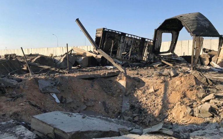 Επίθεση με ρουκέτα σε βάση με αμερικανούς στρατιώτες στο Ιράκ