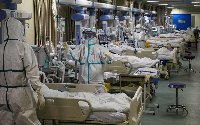 Ξεπέρασαν τους νεκρούς του SARS τα θύματα του κορωνοϊού