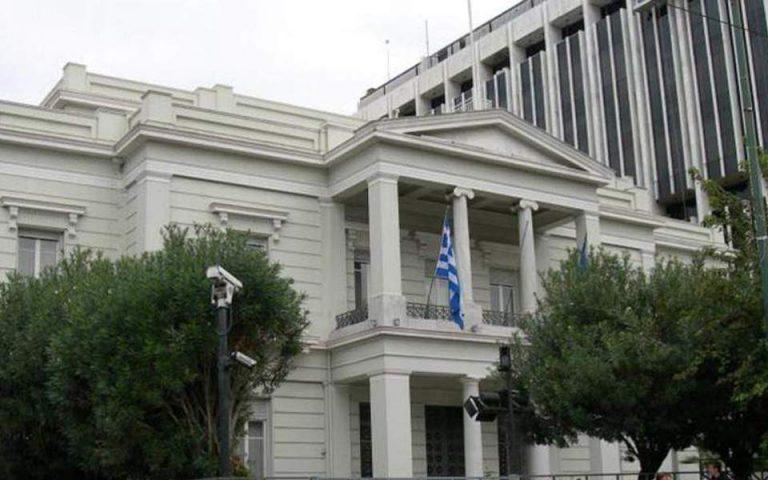Αμεση απάντηση στον Ερντογάν από την Αθήνα
