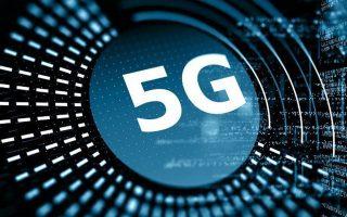 Στόχος της κυβέρνησης είναι να δοθούν όλες οι συχνότητες που αφορούν το 5G σε μία διαγωνιστική διαδικασία.