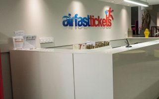H AirFastTickets στις 28 Ιουνίου 2014 δεν κατέβαλε στη Διεθνή Ενωση Αερομεταφορέων (ΙΑΤΑ) τις εισπράξεις για πωλήσεις εισιτηρίων του πρώτου δεκαπενθημέρου του Ιουνίου, αξίας 11 εκατ. ευρώ.