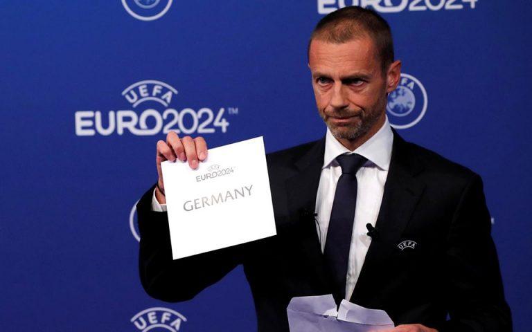 Ο πρόεδρος της UEFA στην Αθήνα για το «μνημόνιο» του ελληνικού ποδοσφαίρου