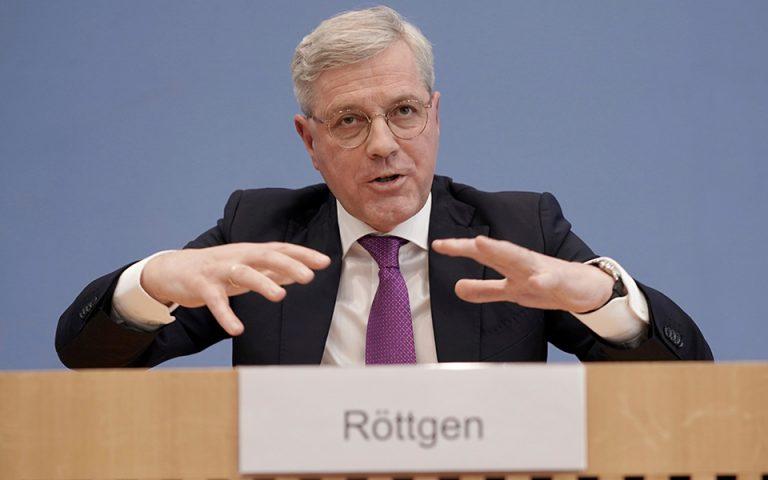 Ο απρόβλεπτος υποψήφιος για την ηγεσία των Γερμανών Χριστιανοδημοκρατών