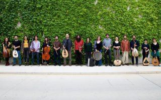 Συναυλία της Διαπολιτισμικής Ορχήστρας της Εθνικής Λυρικής Σκηνής.