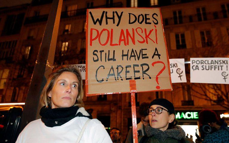 Επεισόδια στα βραβεία Σεζάρ για τις υποψηφιότητες του Πολάνσκι