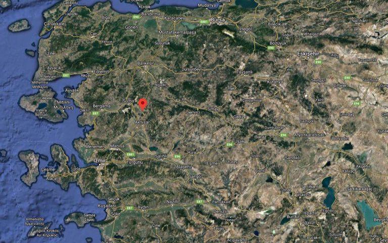 Αναστάτωση στη Λέσβο από σεισμό 5 Ρίχτερ στην Τουρκία